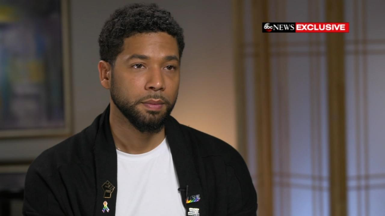 "Chicago police confirmed Thursday that detectives are talking to two persons of interest in connection with the alleged attack on ""Empire"" actor Jussie Smollett."