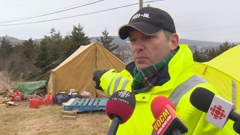 No 'playing politics': MP says he did not disrespect hunger-striking fisherman