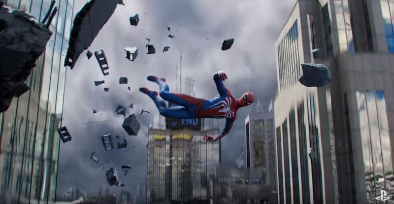 Photo credit: Playstation - Marvel Studios