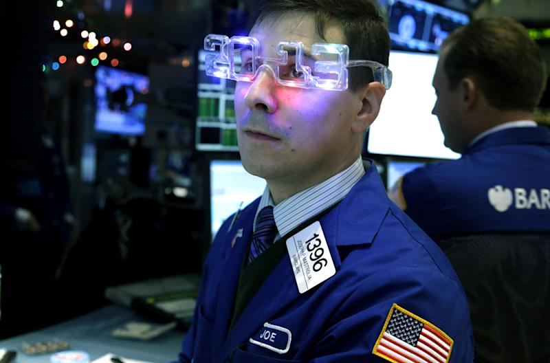 Stock market resolutions for 2014