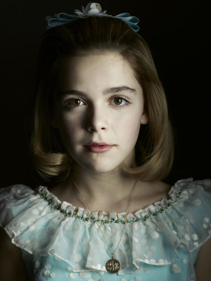 Sally Draper (Kiernan Shipka) - Mad Men - Season 5 - Gallery - Photo Credit: Frank Ockenfels/AMC