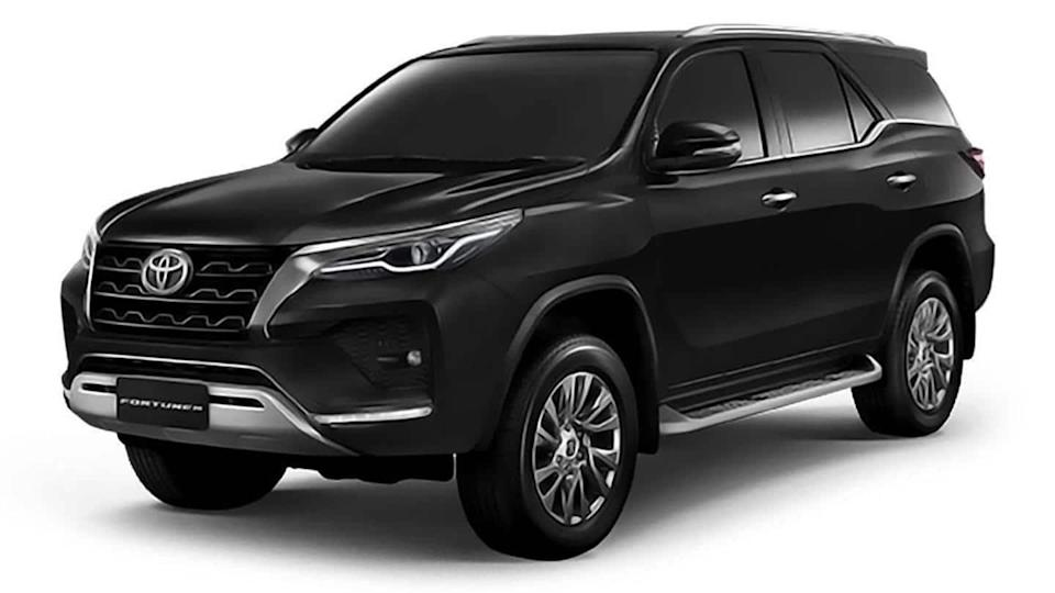Toyota Fortuner (facelift) to be launched on January 6