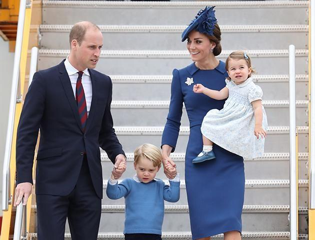 Kate recently hinted at more babies on the royal tour of Germany. Photo: Getty Images