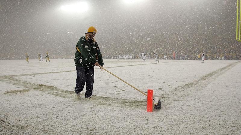 Packers' voluntary workouts delayed by blizzard