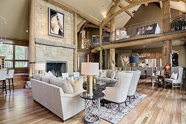 "<p>Kestral Ridge Farm, the priciest home in Alberta, is a 160-acre property located on the banks of the Elbow River in Calgary. (Listing via <a href=""http://sothebysrealty.ca/en/property/alberta/calgary-real-estate/calgary/63209/"" rel=""nofollow noopener"" target=""_blank"" data-ylk=""slk:Sotheby's Canada"" class=""link rapid-noclick-resp"">Sotheby's Canada</a>) </p>"
