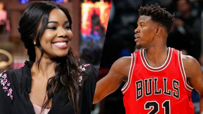 Gabrielle Union Won T Be Inviting Jimmy Butler To Family Bbqs Anytime Soon
