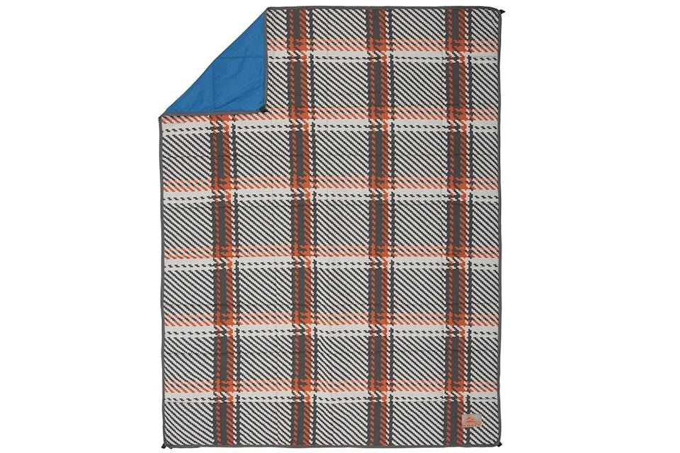 "<h3>Souped-Up Picnic Blanket</h3> <br>If you want to spread out on a blanket for some picnic-ing or sunbathing, you might want to think about upgrading to Kelty's thoughtfully designed ""BFF"" blanket. It's equipped with loops for staking into the ground and a water-resistant nylon side that protects from dewy or dirty surfaces. It even folds up into a pillow-shaped carrying case.<br><br><strong>Kelty</strong> Bestie BFF Blanket, $, available at <a href=""https://go.skimresources.com/?id=30283X879131&url=https%3A%2F%2Fwww.kelty.com%2Fbestie-bff-blanket%2F"" rel=""nofollow noopener"" target=""_blank"" data-ylk=""slk:Kelty"" class=""link rapid-noclick-resp"">Kelty</a><br>"