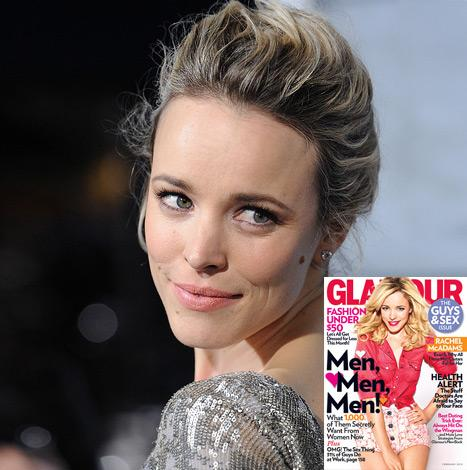Rachel McAdams Shares Her Quirky Hair-Drying Trick