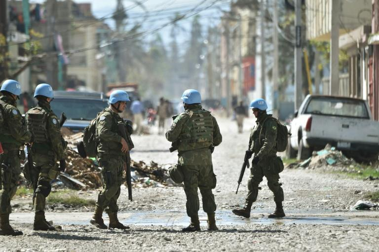 The UN Stabilization Mission in Haiti, known by its French acronym MINUSTAH, is now 13 years old