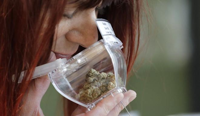 Canada began the legalisation process in October last year. Photo: AP