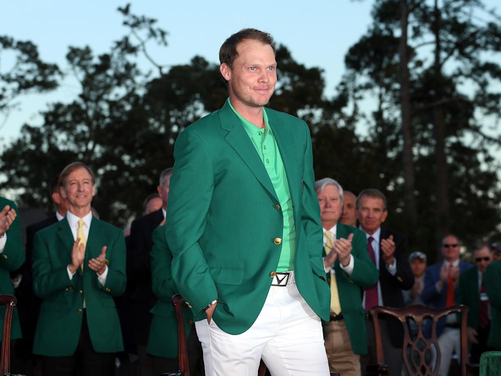 How will Danny Willett follow up his shock 2016 win?: Getty