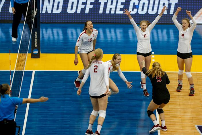 Stanford won the NCAA volleyball championship when the tournament was last held in 2019. But with the pandemic, a lot has changed since then.