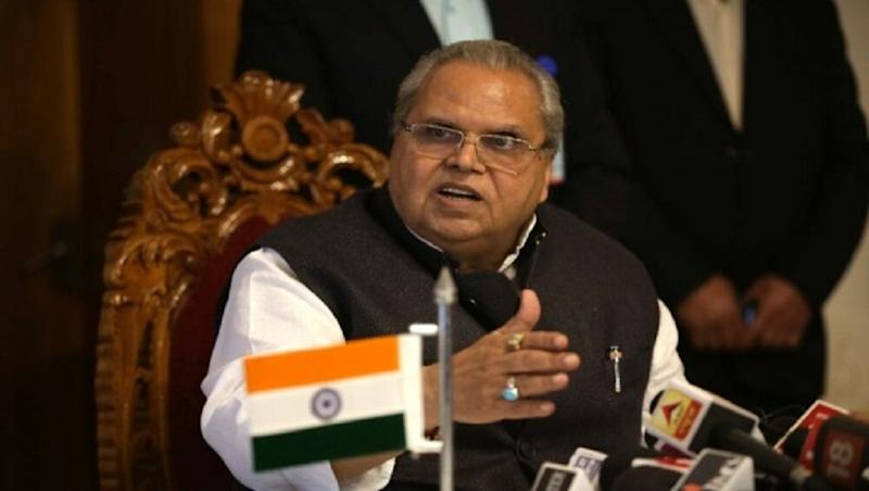 PM Narendra Modi's Mantra to J&K Governor Satya Pal Malik: 'PoK People Should Want to Cross Border and Say This is Our Kashmir'