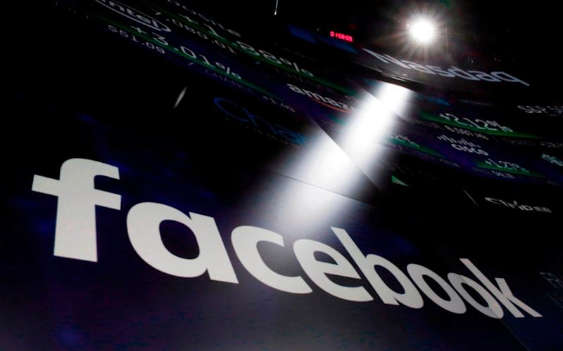 Facebook stopped using the feature in Europe in 2012 but has tested it recently - AP