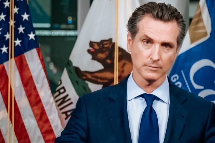 Gov. Gavin Newsom said California will review the safety of all COVID-19 vaccines approved by the Trump administration before allowing them to be released to the public.