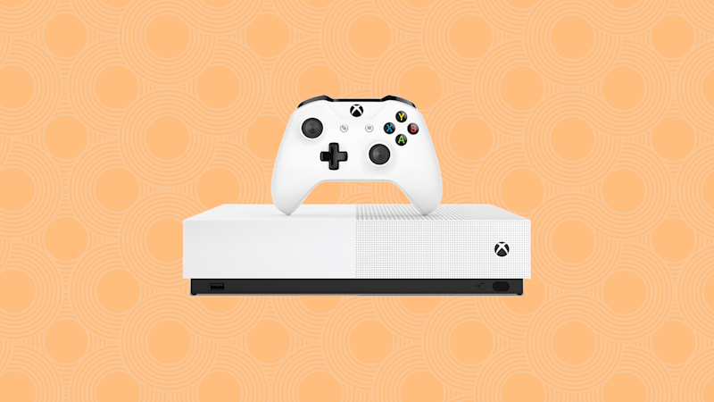 Get an Xbox One S for only $160? Sounds like a good deal to us! (Photo: Walmart)