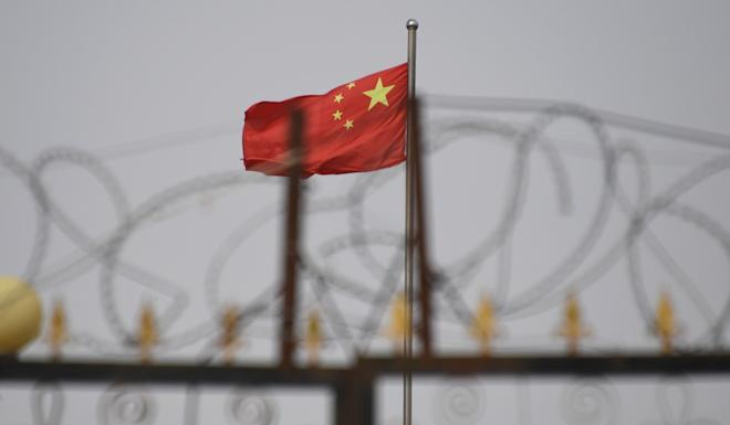 Chinese officials have suggested the use of internment camps may be scaled back. Photo: AFP