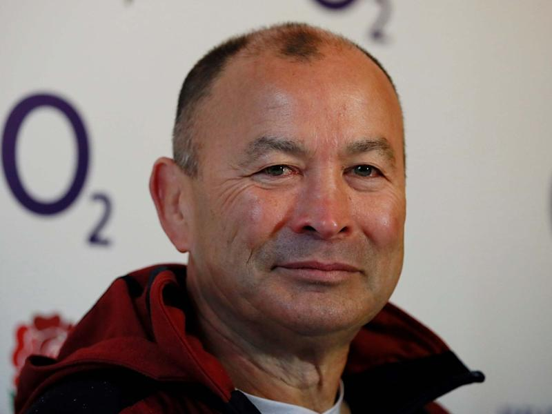Eddie Jones has apologised for a race-related comment made in an England press conference: Reuters