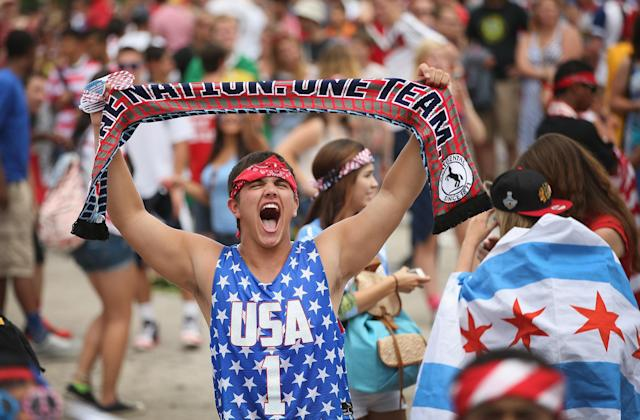 Hey, American soccer fan: Chill out and just enjoy ride