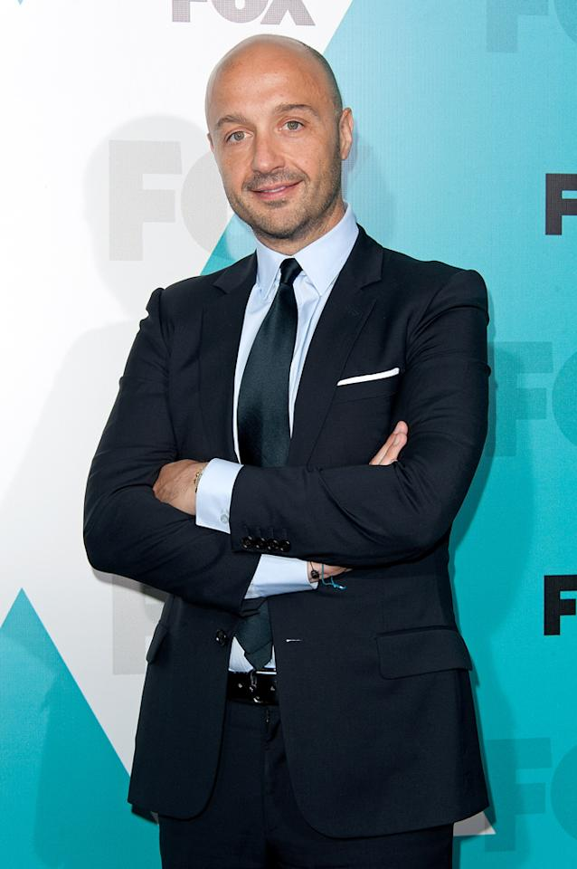 "Joe Bastianich (""MasterChef"") attends the Fox 2012 Upfronts Post-Show Party on May 14, 2012 in New York City."
