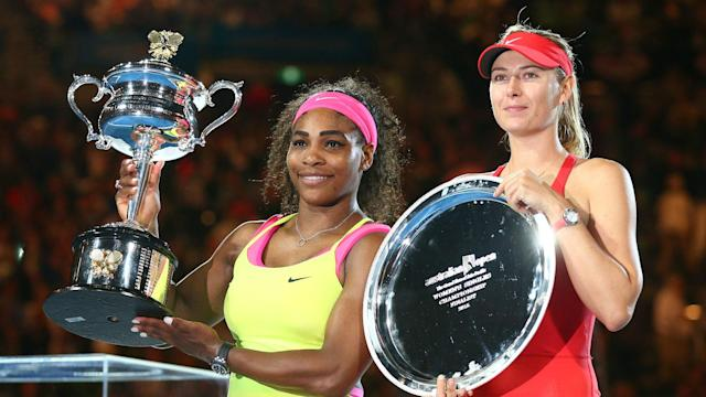 Serena Williams against Maria Sharapova headlines the best first-round ties at the US Open, but there are plenty of other notable match-ups.