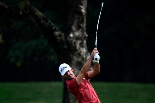 Fanling veteran Ormsby said he was in a 'pretty good position' heading into the final day