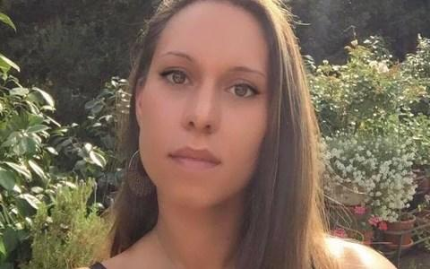 Elisa Bozzo, 34, was reportedly travelling in a black Opel car when she died in the Genoa bridge collapse - Credit: Facebook