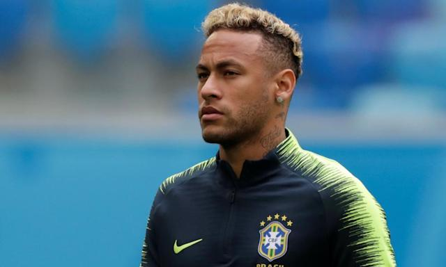 Tite defends Neymar and puts team to fore of Brazil's redemption mission