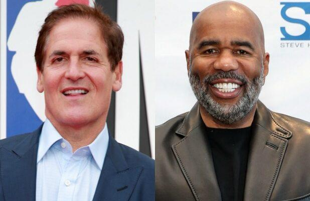 Mark Cuban Sells Majority Stake in AXS TV to Steve Harvey and Anthem Sports