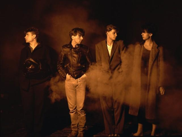 The Beatles didn't live there anymore. Liverpool at the end of the '70s was hardscrabble and hardly swinging, but from its post-punk bohemia came a music scene tye-dyed by psychedelia and other '60s influences. Of all its visionaries, none grew so mighty in the '80s as Echo And The Bunnymen.