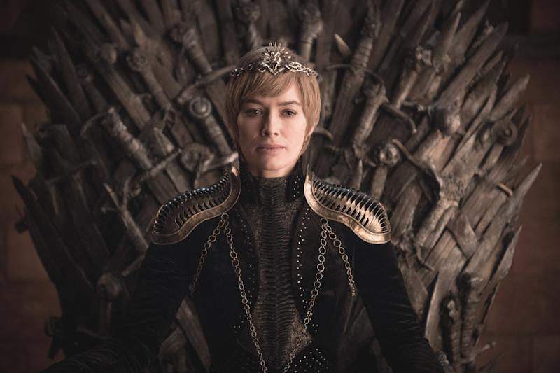 "In ""Game of Thrones"" war Lena Headey als Cersei Lennister weder für ihren Humor noch für Uneitelkeiten bekannt. Im wahren Leben ist das anders! (Bild: ddp)"