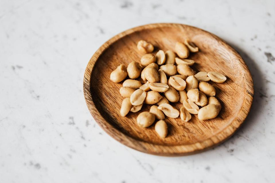<p>Although nuts and seeds contain healthy fats, fiber, and protein, they're high in calories. To stay within your calorie budget, you'll need to limit these foods, including nutrient-rich choices like almonds, peanuts, chia seeds, and sunflower seeds. The same goes for any butters and spreads made from nuts and seeds.</p>