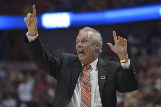 Bo Ryan seeks to honor his father's memory by taking Wisconsin to the Final Four