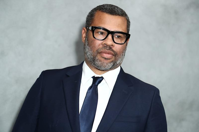 LOS ANGELES, CALIFORNIA - OCTOBER 12: Jordan Peele attends 2019 Hammer Museum Gala In The Garden at Hammer Museum on October 12, 2019 in Los Angeles, California. (Photo by Leon Bennett/WireImage)