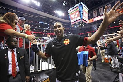 Al Horford is in line for a raise. (AP)