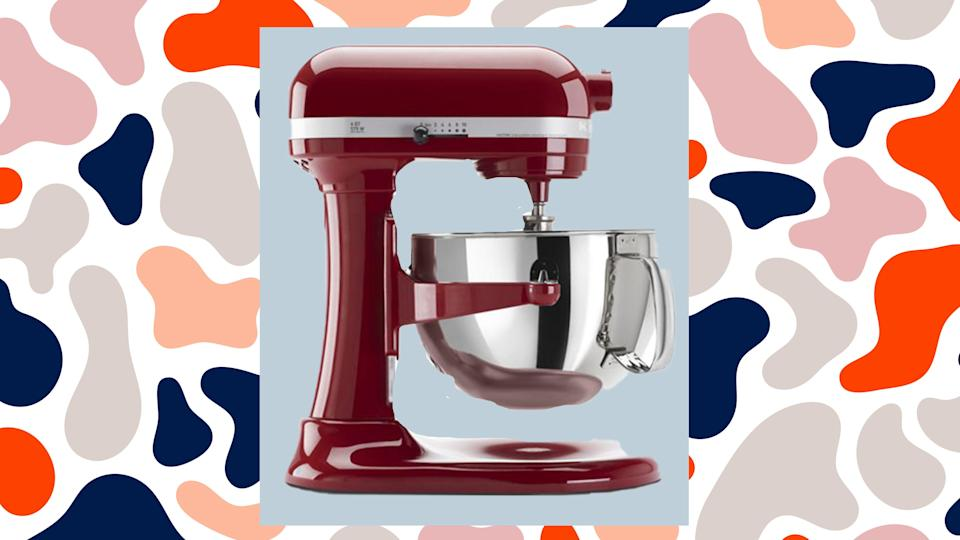 Snag this refurbished KitchenAid stand mixer for less right now.
