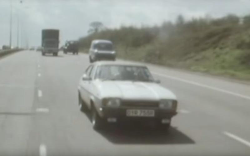 First car ever on Top Gear - Credit: BBC