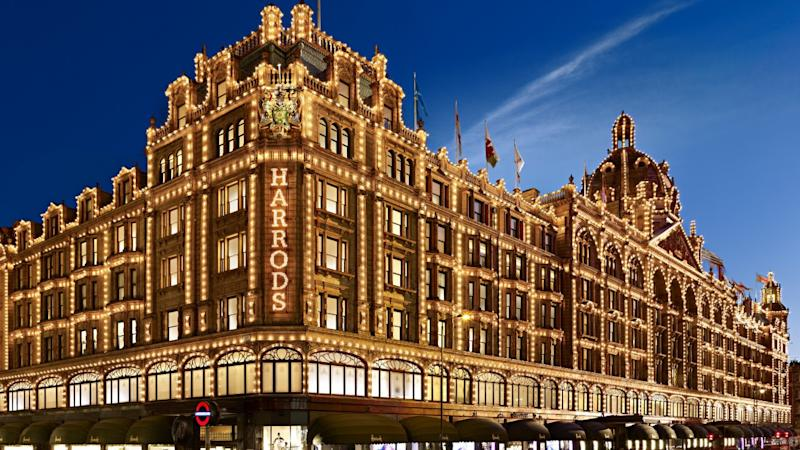 Harrods expands its e-commerce options, in effort to lure more Chinese shoppers