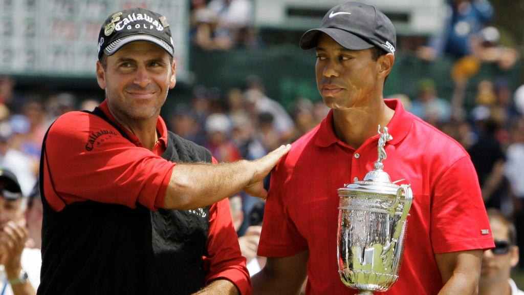 Rocco Mediate tells us what it was like to face Tiger Woods in the 2008 US Open.
