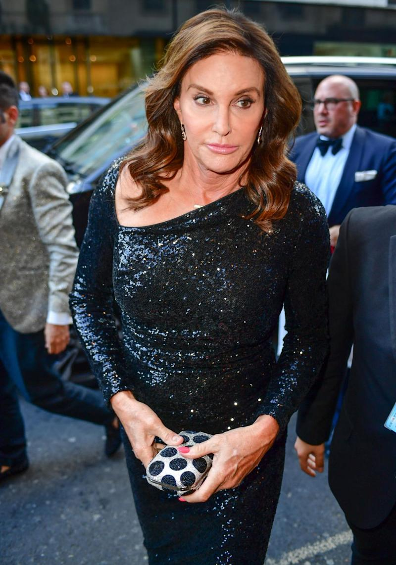 Caitlyn Jenner slammed Rob Kardashian on The View for his