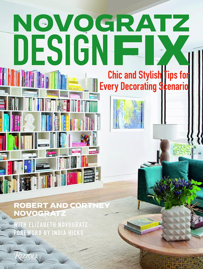 "<div class=""caption""> *Design Fix* by Robert and Cortney Novogratz, Rizzoli New York, 2020. </div>"