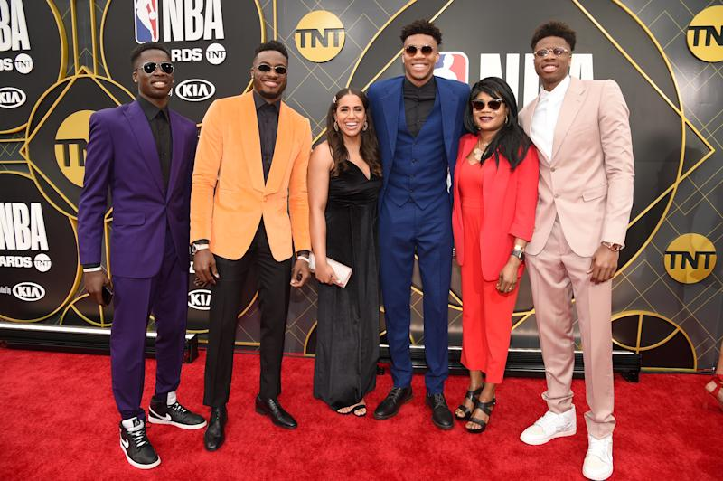 2019 NBA Awards Presented By Kia On TNT - Red Carpet