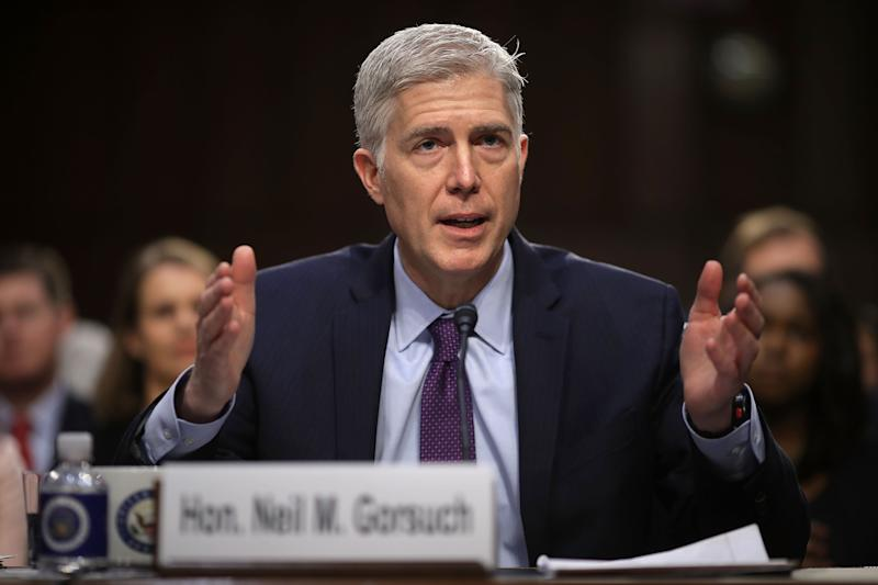 Democrats Can Filibuster Neil Gorsuch's Vote. Will Republicans Trigger the Nuclear Option?'