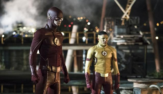 The Flash season 3 episode 5 will not air on 8 November