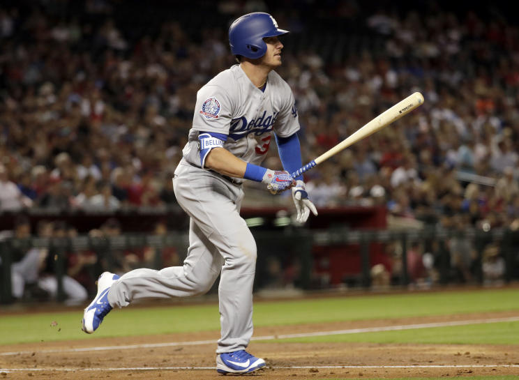 The Dodgers need a little more power from Cody Bellinger and their healthy hitters. (AP)