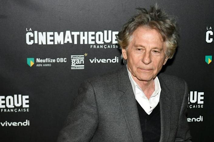 French-Polish director Roman Polanski has been shunned by Hollywood for decades after he was convicted of drugging and raping a 13-year-old girl (AFP Photo/Lionel BONAVENTURE)