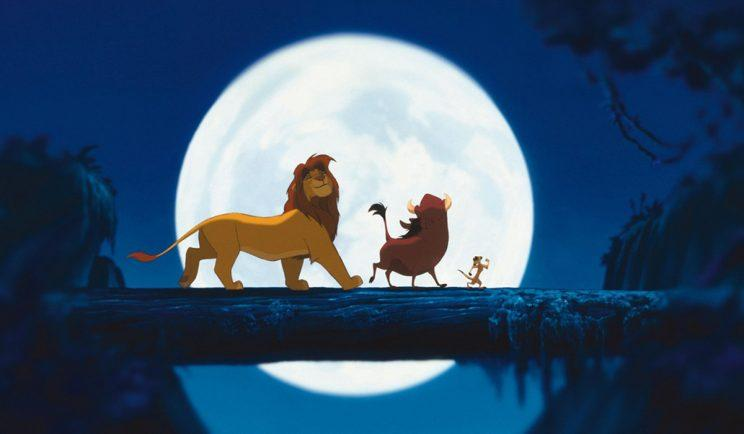 The Lion King - Credit: OutNow