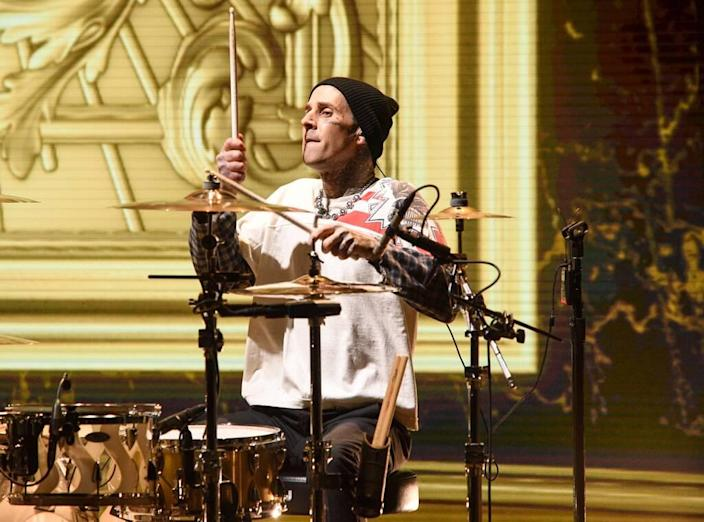Travis Barker, 2020 MTV Movie & TV Awards: Greatest Of All Time, Show