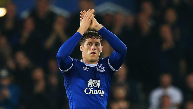 Barkley missing from Everton's tour squad