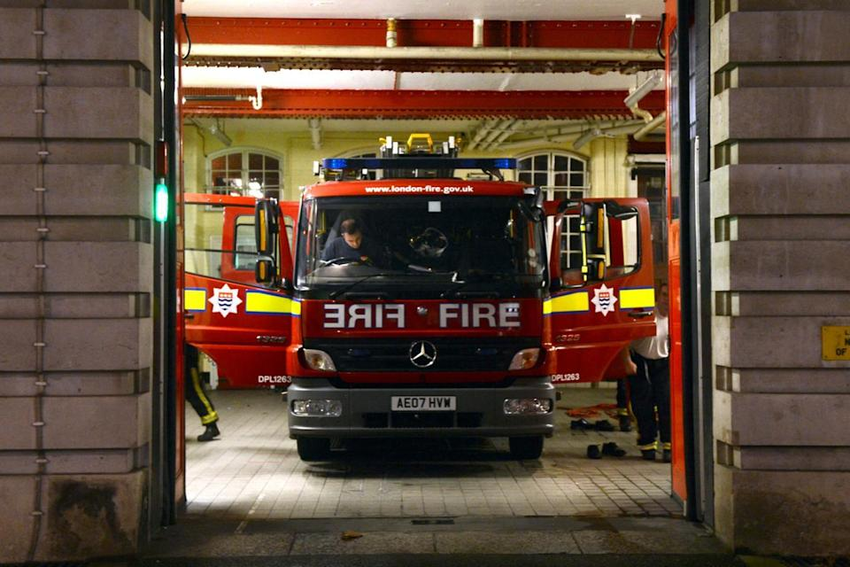 The fire brigade say they are striving to 'champion equality'